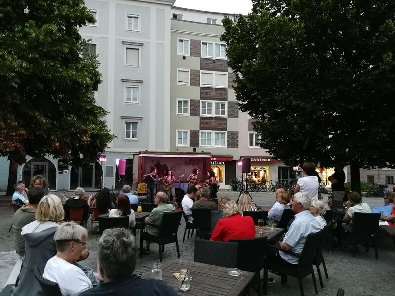 Altstadt Klangzeit EM