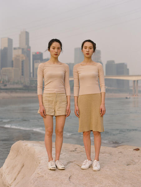 Luo Yang, Twins Wanying & Xueying, 2017