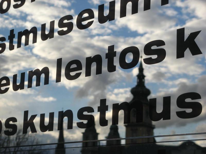Lentos Fassade Linz