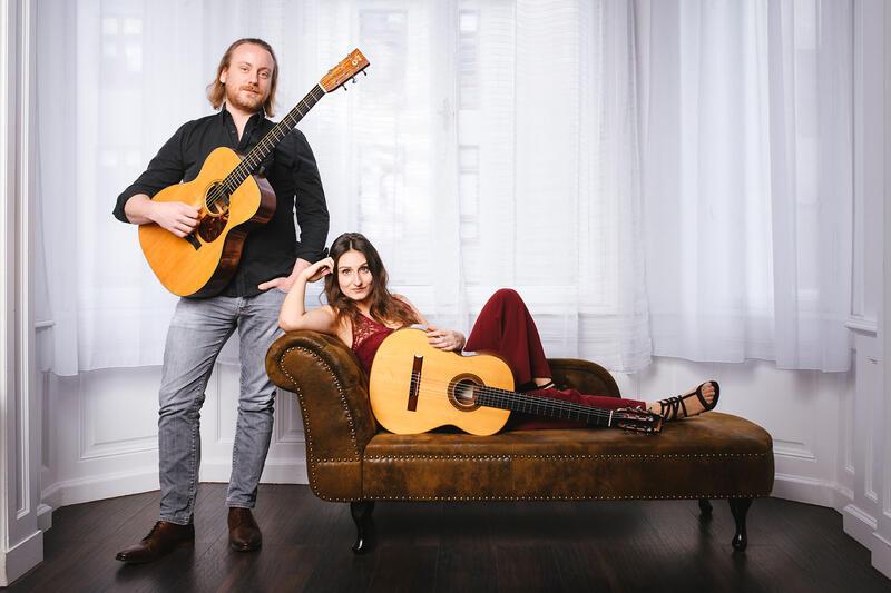 Markus Schlesinger und Carina Maria Linder