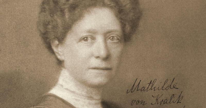 Mathilde Kralik von Meyrswalden