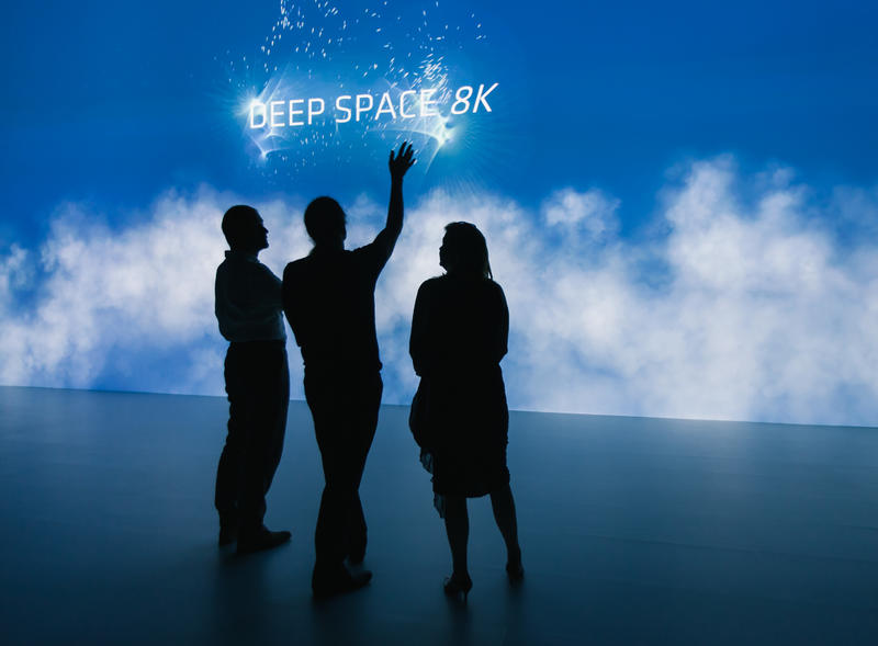 Deep Space 8K