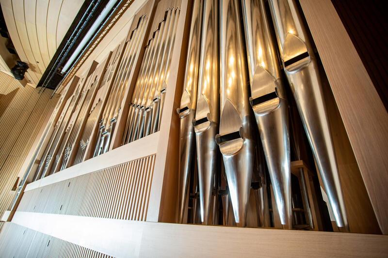 Orgel Brucknerhaus