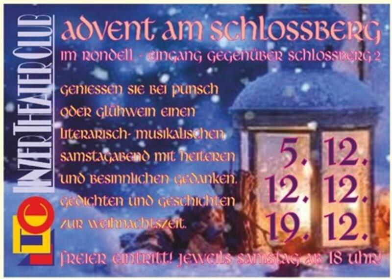 Advent am Schlossberg