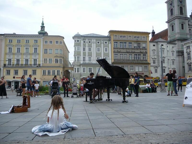 Open Piano Linz