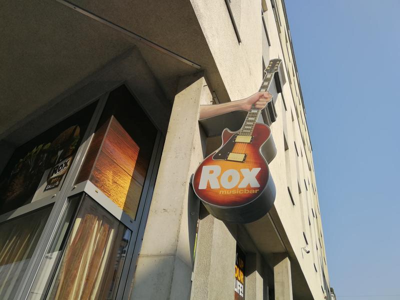 Rox Außenansicht