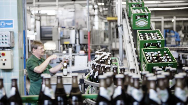 Bier & Radfahren (© Grieskirchner Brauerei)