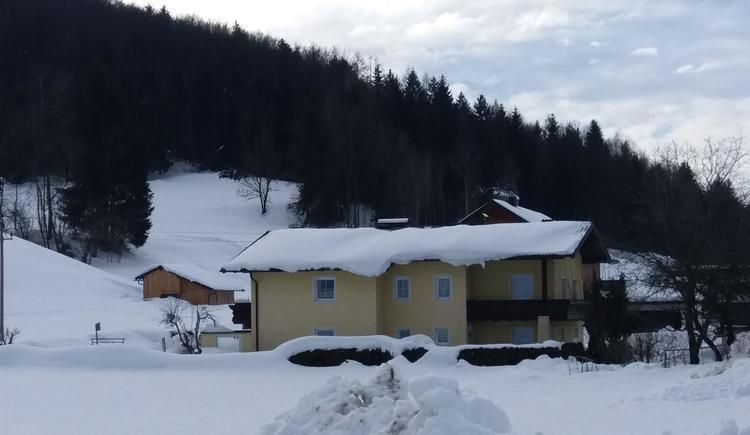 Haus am Gitzen - Winter1