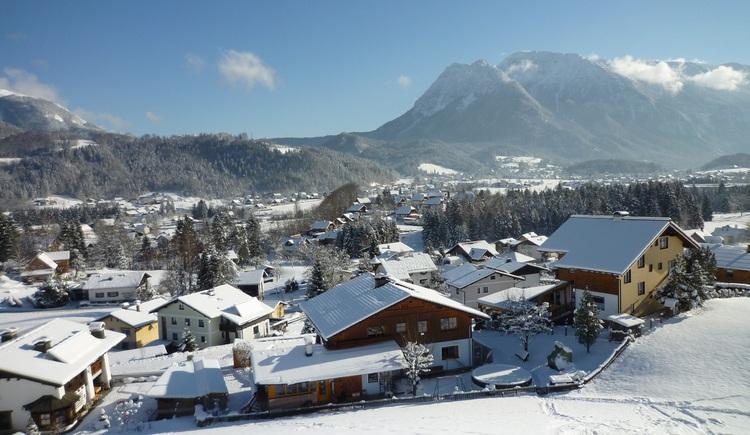Panorama Winter (© Helga Hummelbrunner)
