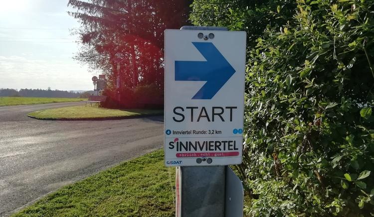 Innviertel-Runde in Geinberg - Bewegungs-Arena INNVIERTEL. (© Innviertel-Tourismus)