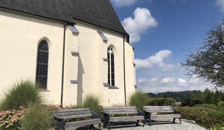 Magdalenaberg-Kirche (© Urlaubsregion Vitalwelt Bad Schallerbach / Sarah Holzer)