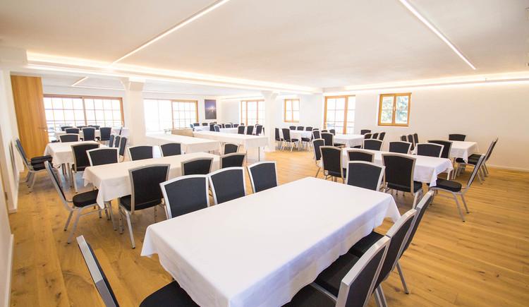 Saal für Seminare und Hochzeiten im \