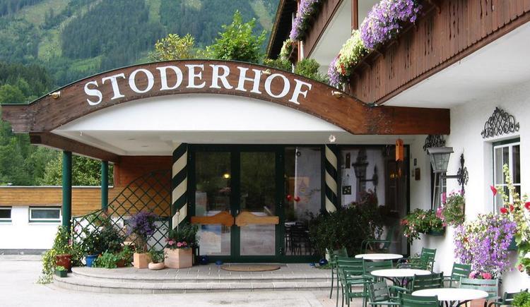 Eingang Stoderhof (© Stoderhof)