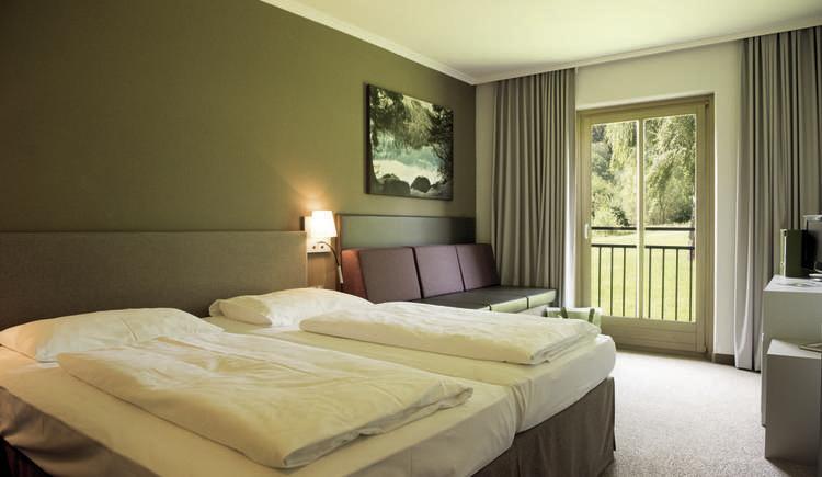 Doppelzimmer Superior. (© Aldiana Club Ampflwang)