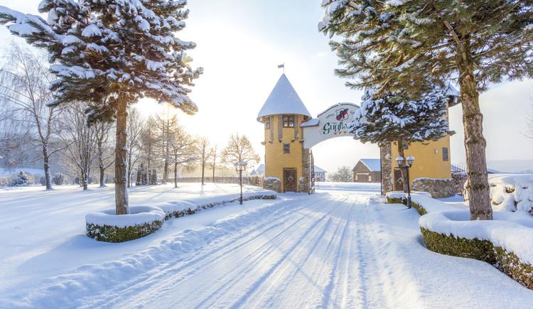 Hotel Guglwald****s Winterstimmung (© Hotel Guglwald)