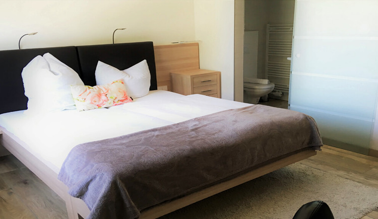 Hotel Blumenhof, Doppelzimmer. (© Hotel Blumenhof)