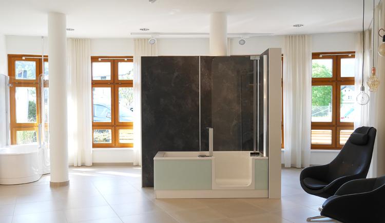 Schauraum (© Artweger GmbH. & Co. KG)