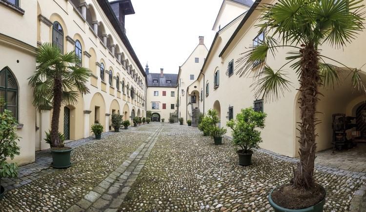Schloss Starhemberg (© Tourismusverband Urlaubsregion Vitalwelt Bad Schallerbach / Mühlleitner)