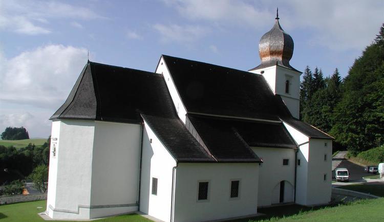 Wallfahrtskirche St. Wolfgang (© Ferienregion Böhmerwald)