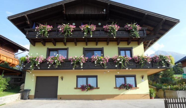 Haus Johanna im Sommer