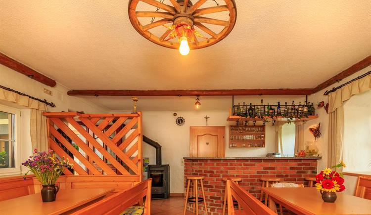 unsere gemütliche Bar (© Privat)
