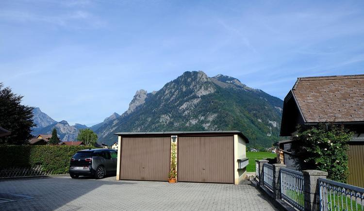 Garage (© Rudolf Kirth)
