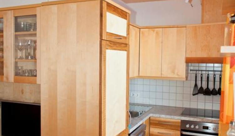 Küche Appartement 2 (© Kronberger)