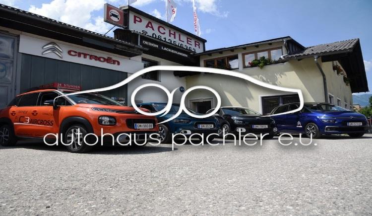 Neuwagen (Citroen & Nissan), Gebrauchtwagen, Reparatur und Service. (© Autohaus Pachler)