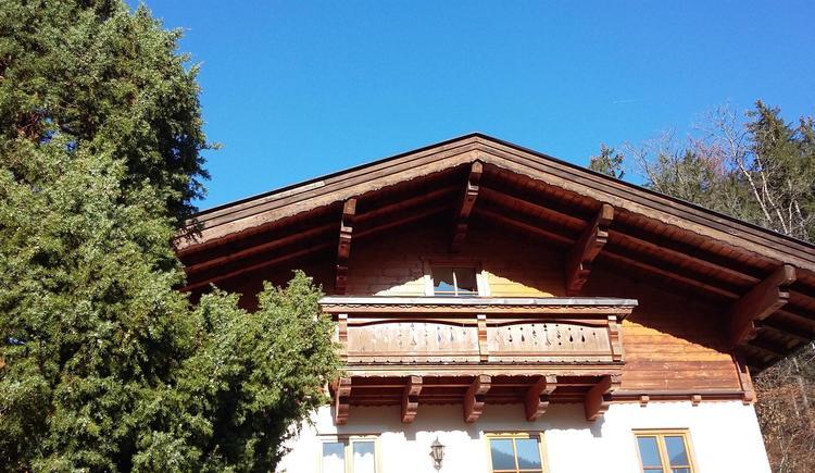unterm Dach... (© Appartement Klee)