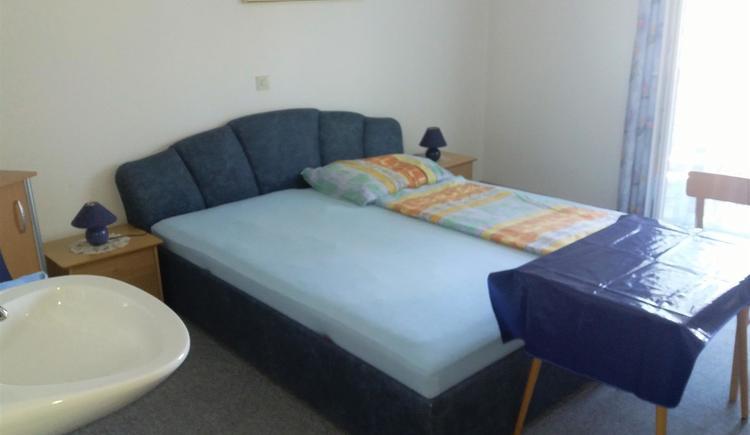 Dreibettzimmer - Doppelbett