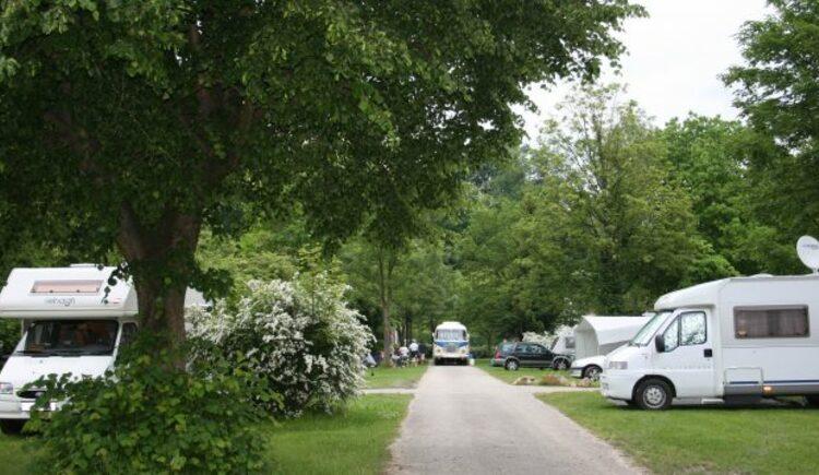Campingplatz (© Campingplatz Grein, Fam. Colesnicov)