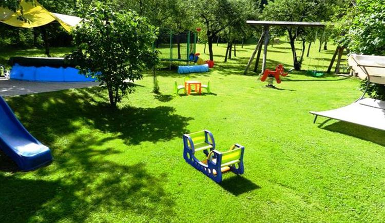 Spielplatz (© Baby- und Kinderbauernhof Riegler)