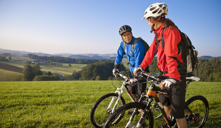 Mountainbiken%2bim%2bM%c3%bchlviertel (© OÖ Tourismus)