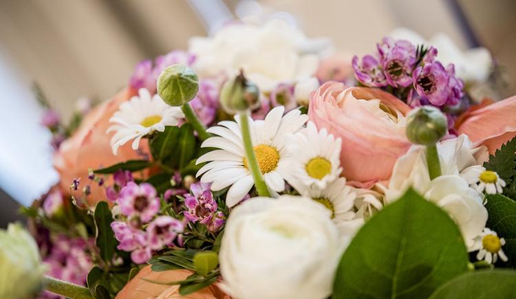 Blumenstrauß. (© Karin Lohberger)