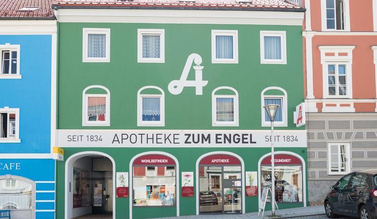 Apotheke zum Engel (© Mag. pharm. Dr. Wolfgang Kühn | www.phototheker.at)