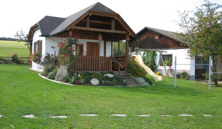 Gartenhaus (© Privat)