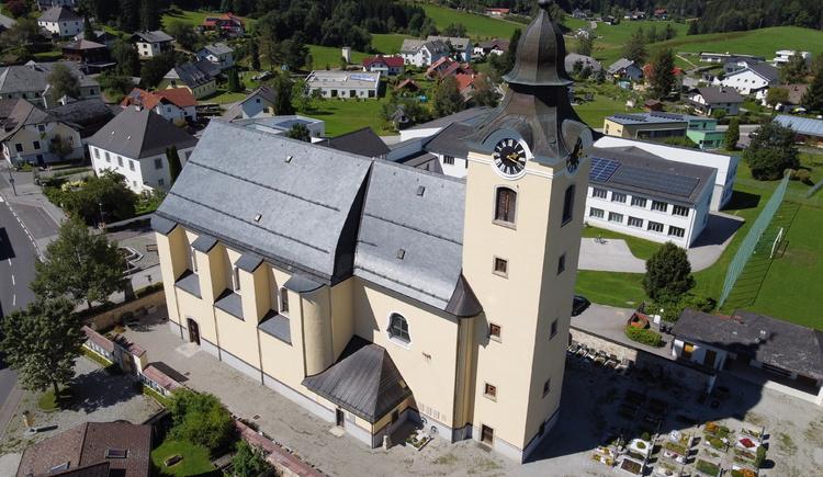 Pfarrkirche Sandl (© Gemeinde Sandl)