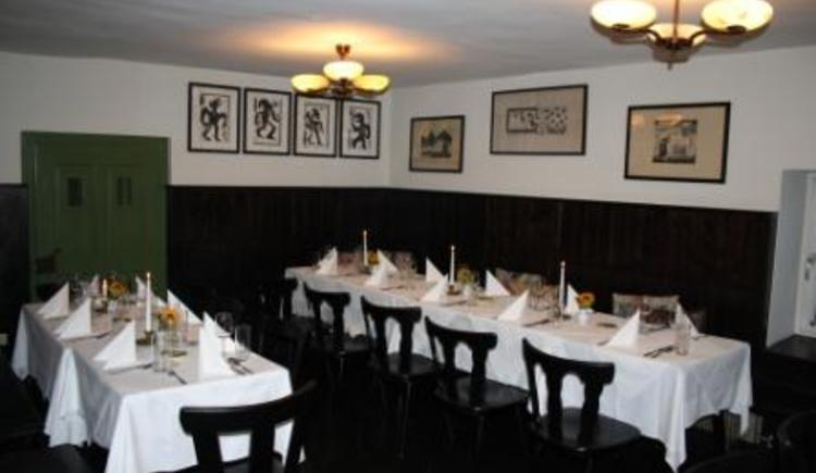 Restaurant Agathon, Gaststube