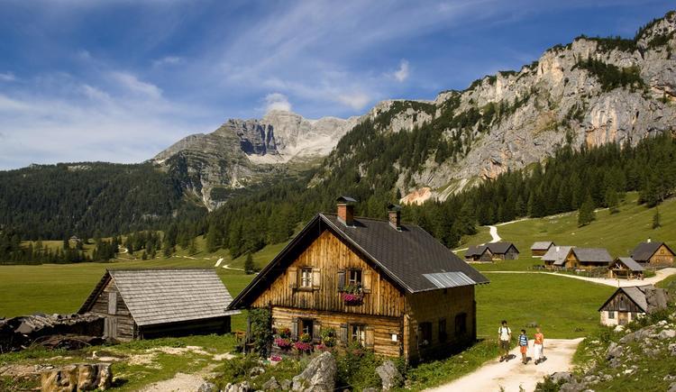 Amriesnerhütte (© TVB Pyhrn-Priel/Sulzbacher)