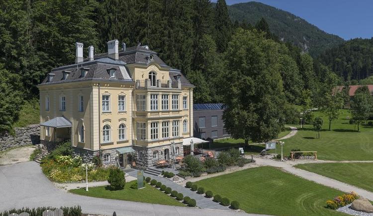Villa Sonnwend Sommer (© Villa Sonnwend National Park Lodge)