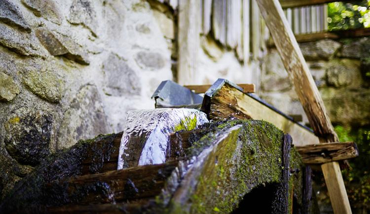 Die Hausmühle in Hayrl. (© Tourismusverband Reichenthal)