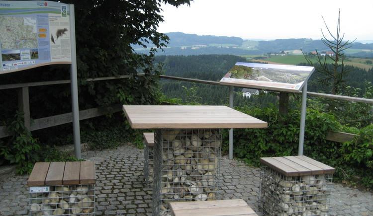 Aussichtsplatz