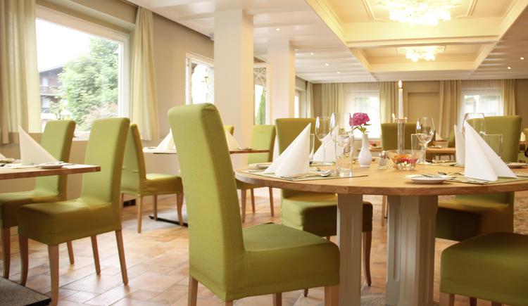 Restaurant (© Hotel Försterhof)