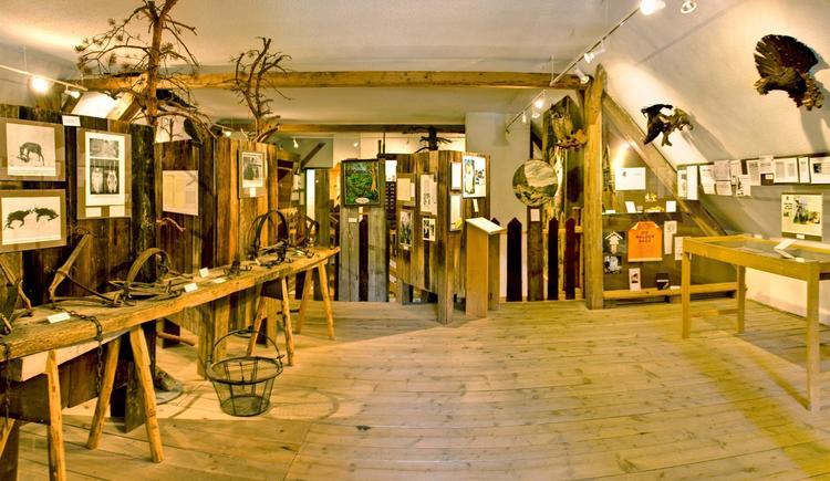 Wilderermuseum St Pankraz (© TVB Pyhrn-Priel/Sulzbacher)
