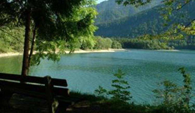Hintersee - baden, rundwandern, fischen