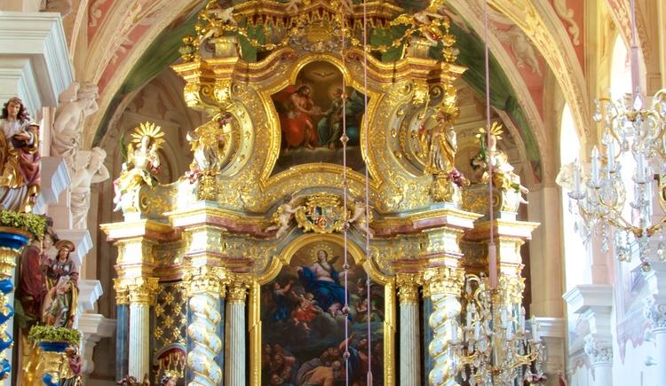 Barockpfarrkirche Pfarrkirchen (© Stantesjky)