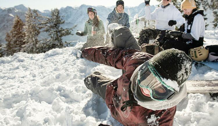 Kasberg-Snowboarden-Funpark (© OÖ.Tourismus GMBH,Foto Salih Alagic)