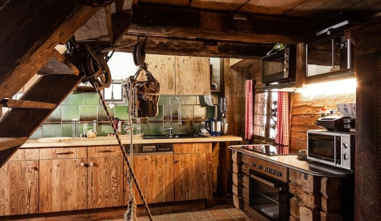 Küche. (© Troadkasten Molln)