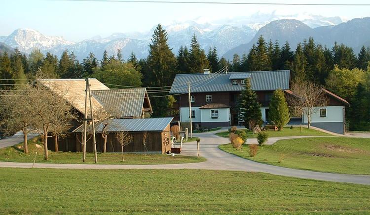 Sehr ruhig in traumhafter Umgebung befindet sich der Bauernhof Pomberger in der Ortschaft Pichlern. (© Pomberger)