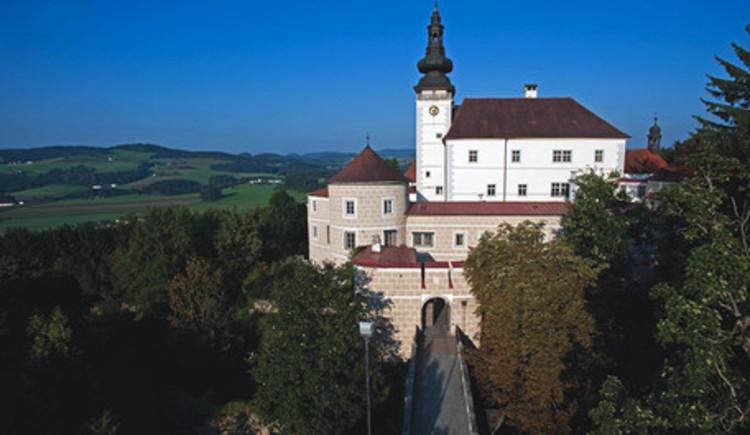 Schlossturm Schloss Weinberg